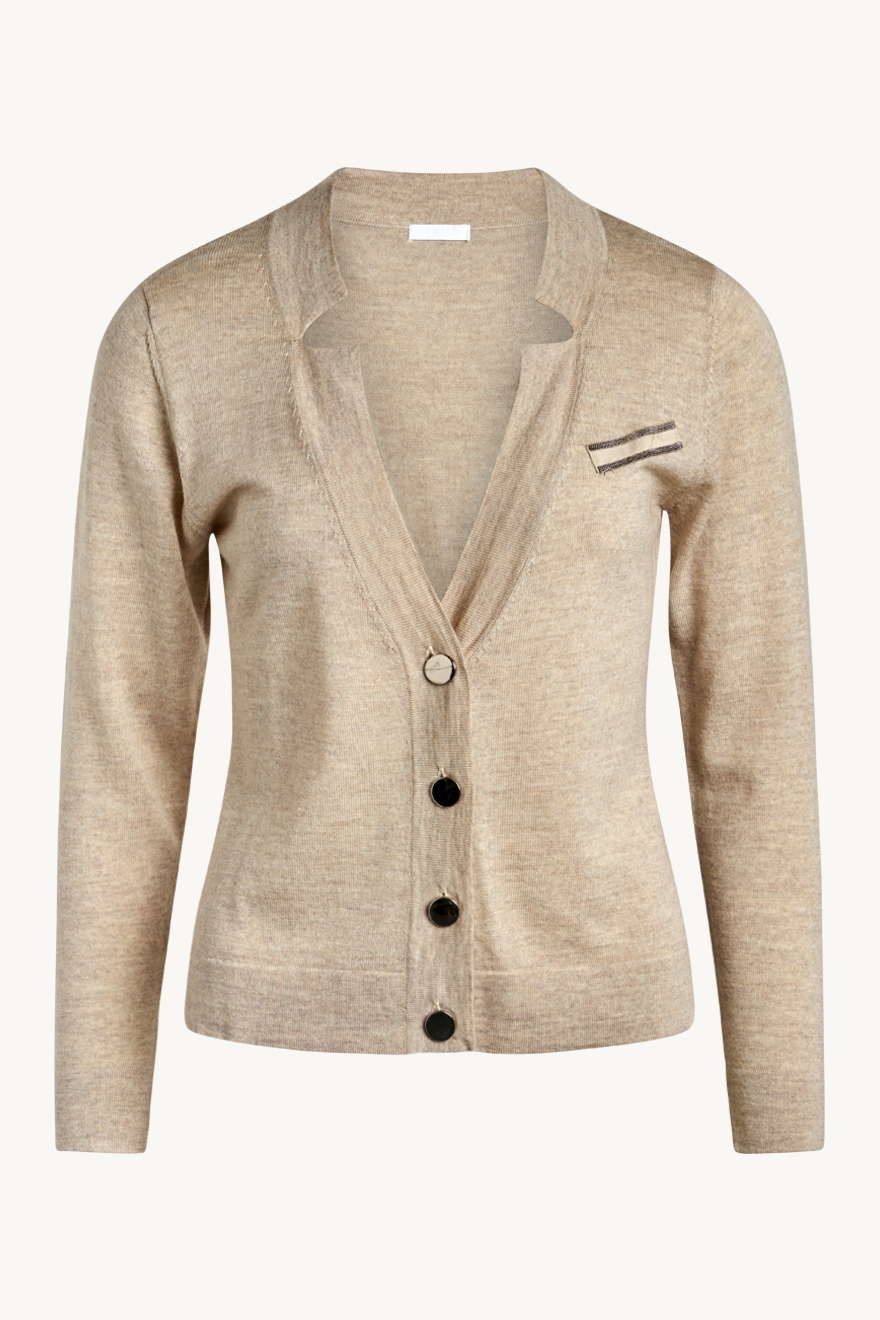 Claire - Caris-Knitted jacket