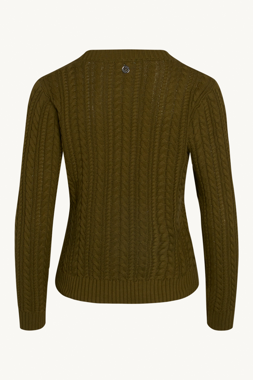 Claire - Charlene - Knitjacket