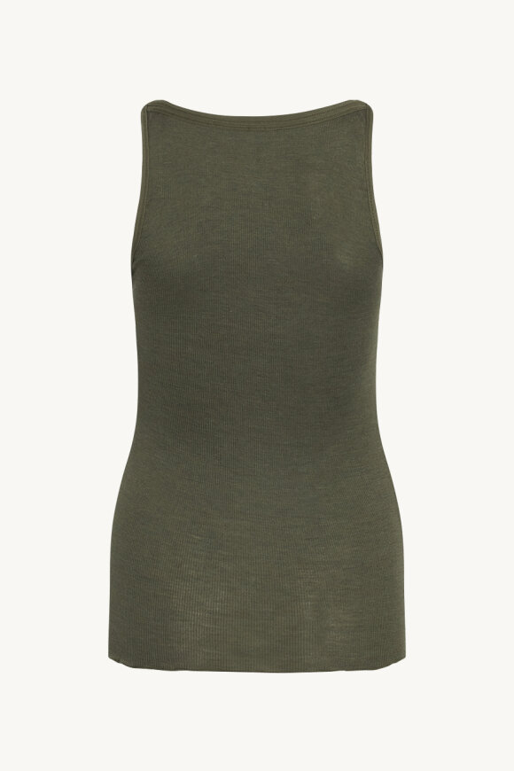 Claire female wool - Top