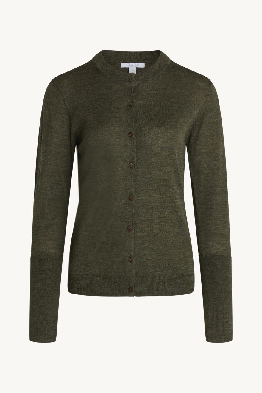 Claire - Candy - Knitted jacket