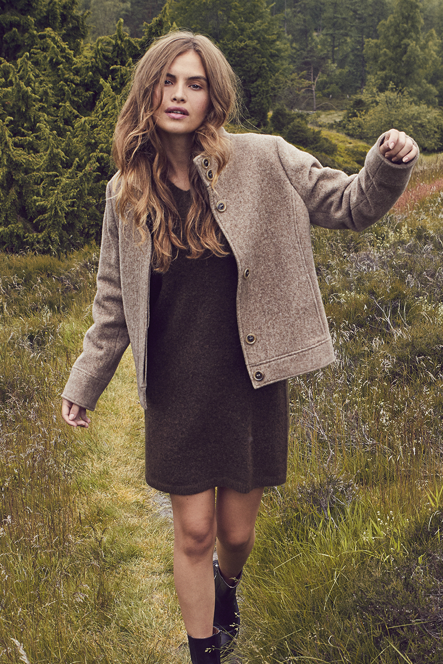 Claire - Odile - Outerwear