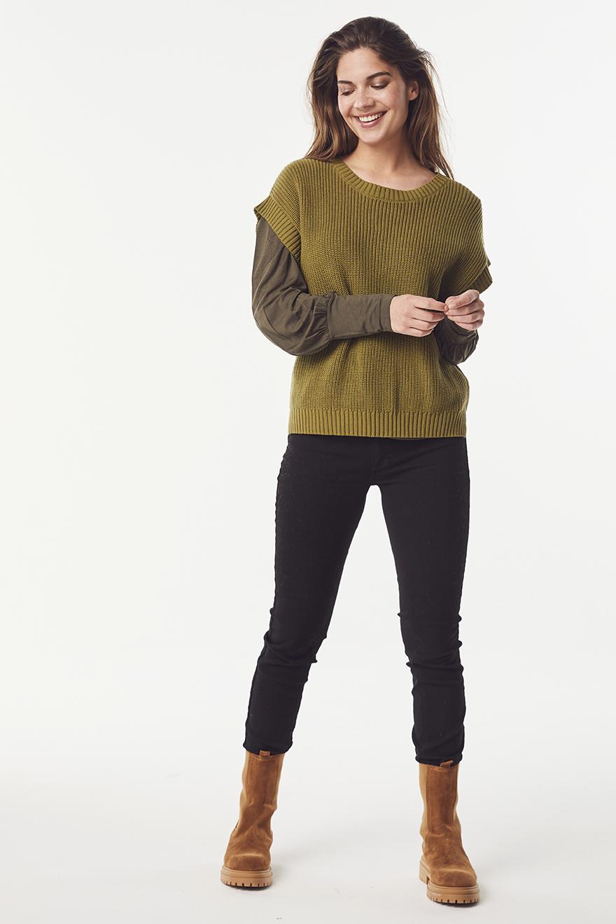 Claire - Erica - Waistcoat