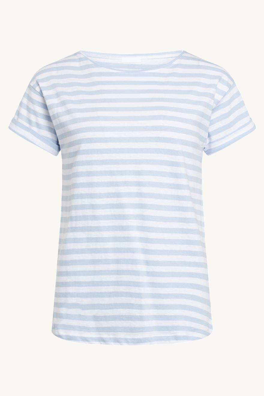 Claire - Aqua -T-Shirt
