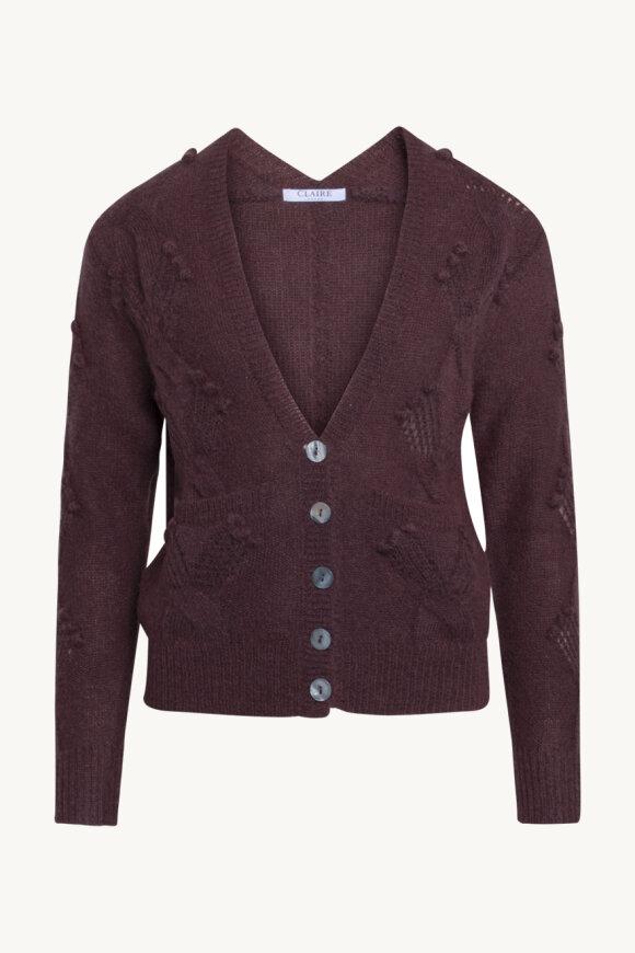 Claire - Cecilia - Knit jacket