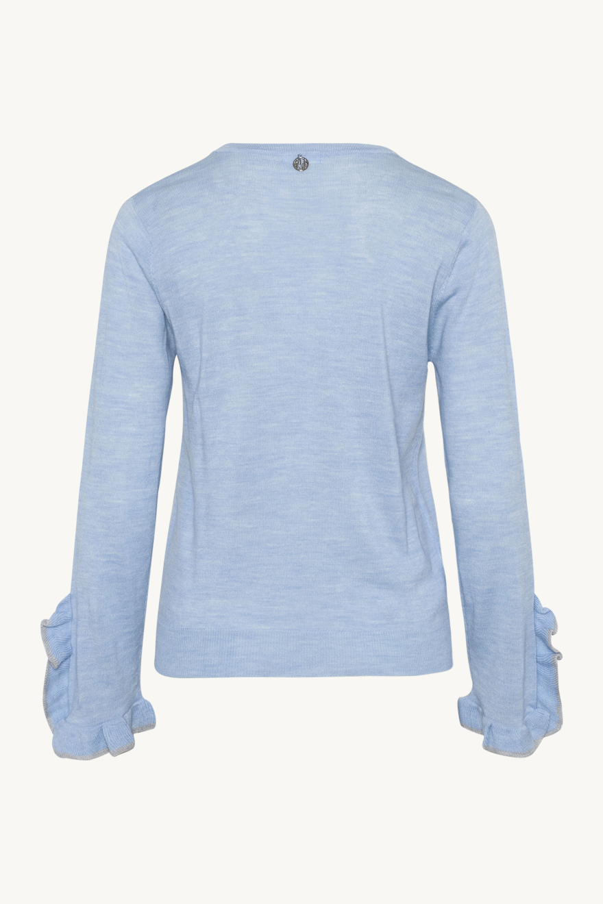 Claire - Pansy- Pullover